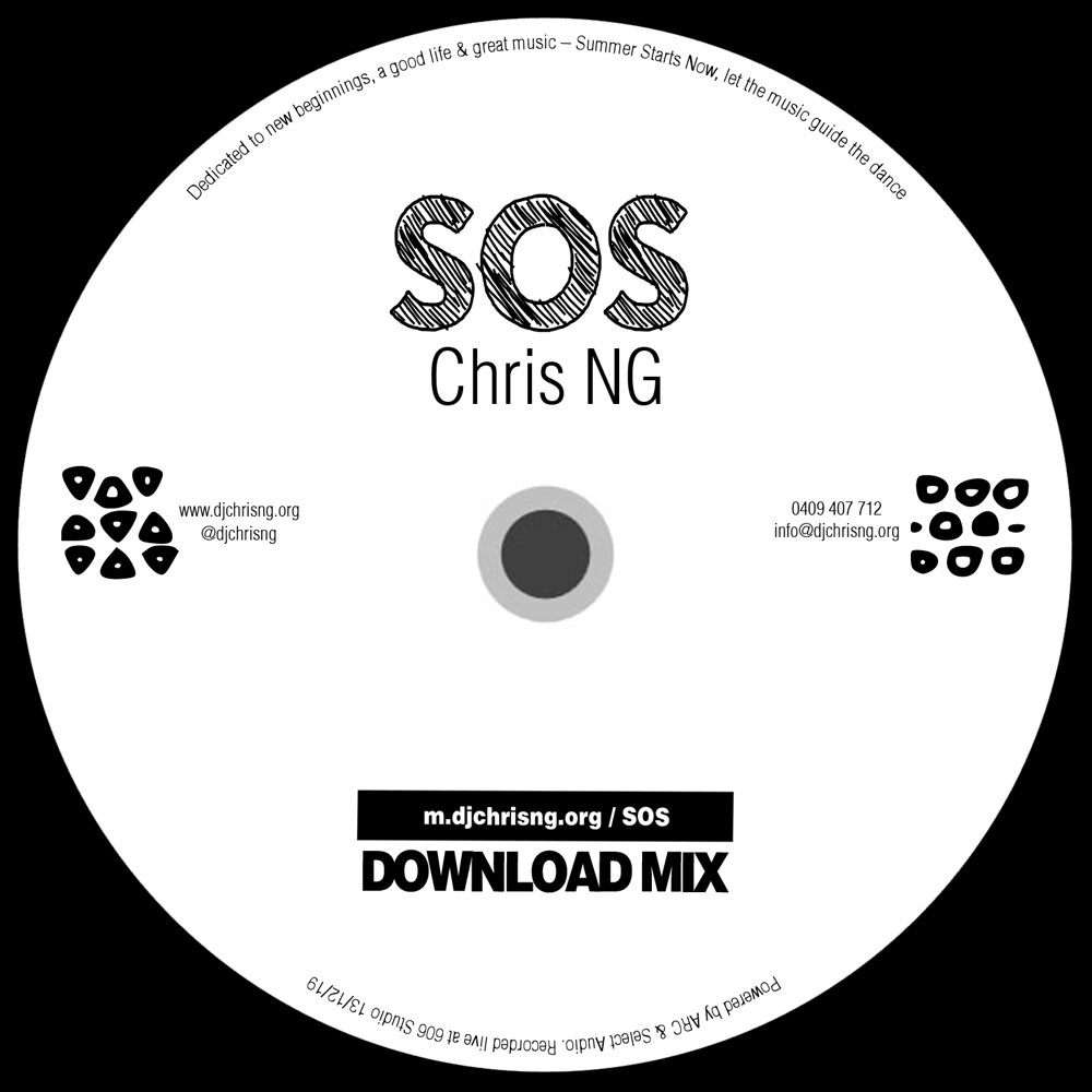 SOS mix out now - Soulful House vibes