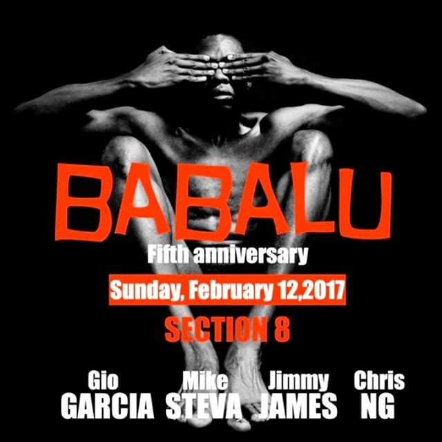 Sunday - Section 8 - Babalu Turns Five - Lets GO!